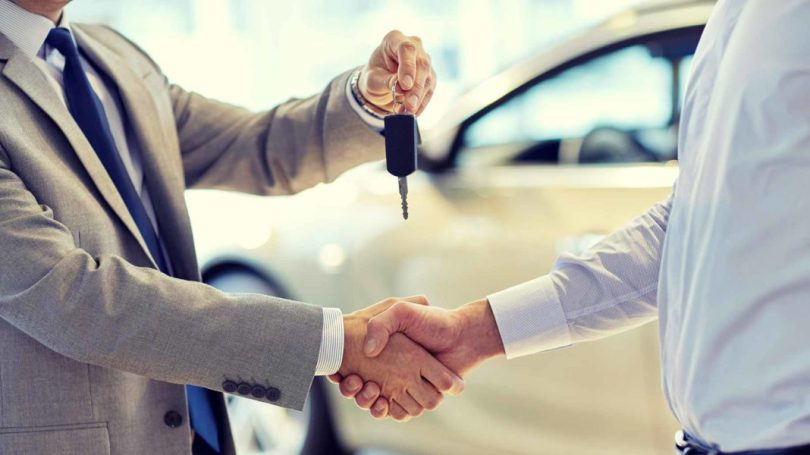 documents for car sell