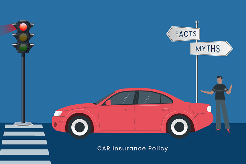 Myths & Facts of Car Insurance